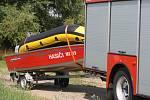 Potápěči vytáhli tělo mladíka z libického jezera