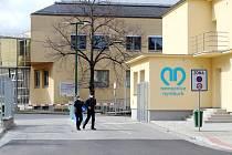 Nemocnice v Nymburce.