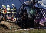 Tragédie u Horoměřic: Kolegové zakládají sbírku pro rodinu řidiče