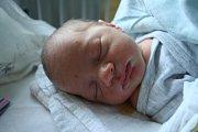 MATYÁŠ GOEROJO se narodil 20. listopadu 2018 v 8:25 hodin s délkou 48 cm a váhou 3 040g. Pro rodiče Elišku a Martina z Nymburka byl prvorozený chlapeček překvapením.