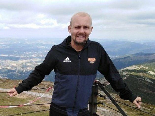 Pro fotbalového fanatika Aleše Majera bylo eso Martin Frýdek starší, ikona Sparty