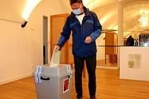 Z voleb 2020 v Lysé nad Labem.