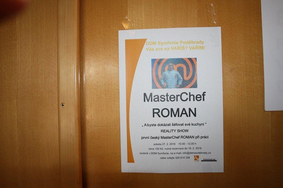 MasterChef Roman v Poděbradech