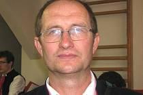 Vedoucí Šátečku Jan Kusovský