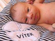 VÍTEK ŠTRÁCHAL se narodil 17. března 2018 v 7.37 hodin s délkou 50 cm a váhou 3 670 g. Rodiče Daniel a Klára se nechali překvapit a z prvorozeného chlapečka se radují doma v Praze.
