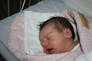 NELINKA Z CHOTUSIC. NELA KOUDELOVÁ je princeznička narozená 11. prosince 2016 v 5.59 hodin. Vážila 3 520 g a měřila 51 cm. Rodiče Lenka a Petr věděli, že jejich první bude dcerka.