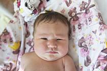 Klára Filounová se narodila v nymburské porodnici 13. srpna 2021 v 22.02 hodin s váhou 4030 g a mírou 48 cm. S maminkou Ivannou a tatínkem Tomášem bude prvorozená holčička bydlet v Českém Brodě.