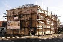 Rekonstrukce Jubilejního domu má být dokončen do konce dubna.