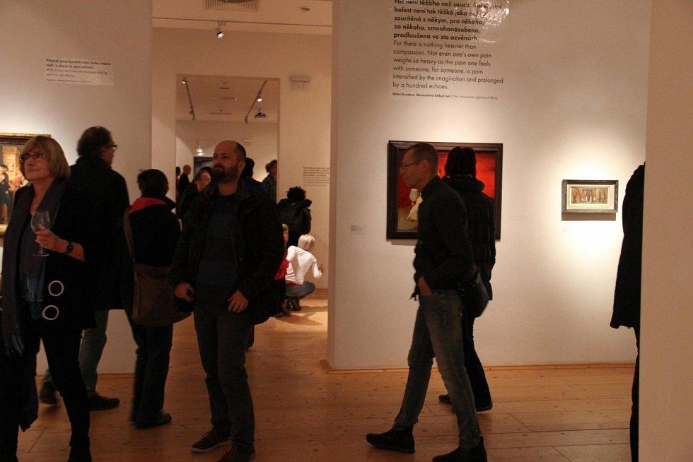 Vedle řady obměn sbírkových děl je expozice obohacena novými dlouhodobými zápůjčkami, nově vybranými aforismy k jednotlivým okruhům i dvěma novými dvojicemi stavů mysli: nezávislost/posedlost a idealismus/cynismus.