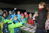 Slavnostní otevření Školní ekologické zahrady v Poděbradech