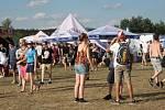 Z festivalu Let It Roll.