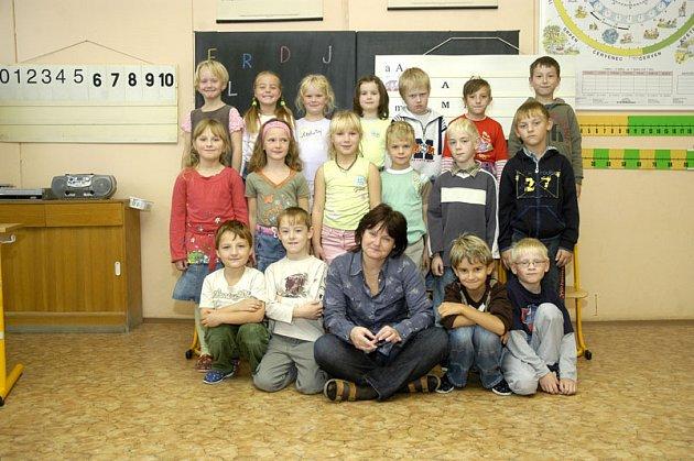 Prňáci ze Základní školy v Kostomlatech nad Labem
