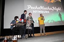 PechaKucha Night volume 2 zaplnila nymburské kino Sokol.