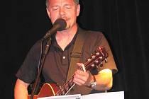 Zdeněk Vřešťál koncertoval v Nymburce.