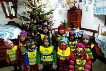 Výtěžek poputuje ve prospěch azylového domu sv. Gerarda pro matky s dětmi v Brandýse nad Labem.