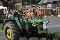 První traktoriáda v historii se konala v Košíku.