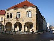 Nymburská radnice. Ilustrační foto