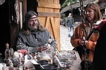 V historické vesničce Botanicus se konaly slavnosti piva a vína. Lidé si ale mohli vyzkoušet i středověká řemesla nebo si dát vyhlášené palačinky.