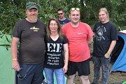 Hlavní taháky festivalu roztančily louku u Jezera.