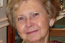 Milena Králová, pracuje pro seniory, Poděbrady