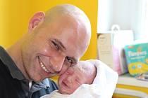 KAČENKA SE PROZRADILA PŘEDEM. KATEŘINA ŠMEJKALOVÁ se narodila 1. června 2017 v 1.43 hodin. Holčička s mírami 2 800 g a 48 cm bude bydlet s rodiči Petrou a Martinem ve Vrbové Lhotě.