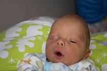 BENJAMÍNEK JIŘÍČEK. JIŘÍ HOLUB se narodil 2. prosince 2016 v 14.52 hodin do rodiny Lucie a Jiřího z Milovic. Mimi s  mírami 2 580 g a 45 cm má taky bratra Tomáše (18) a sestru Zuzku (12).