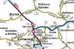 Rekonstrukce vozovky a mostů na silnici II/603 (Sulice - Želivec)