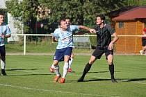 Fotbalisté Čáslavi prohráli v Benátkách nad Jizerou 0:2