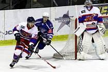 Poslední mistrovské derby na nymburském ledě vyhráli domácí den před koncem loňského roku 4:3.