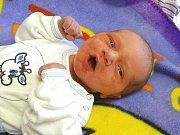 ŠIMON PROKOP se narodil 28. března 2018 ve 14.40 hodin s délkou 50 cm a váhou 3 240 g. Na prvorozeného kluka se předem těšili rodiče Martin a Katka z Lysé nad Labem.