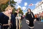 Slavnosti Přemysla Otakara II. v Městci Králové