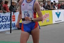 Matej Tóth vyhrál v Poděbradech závod v chůzi na dvacet kilometrů