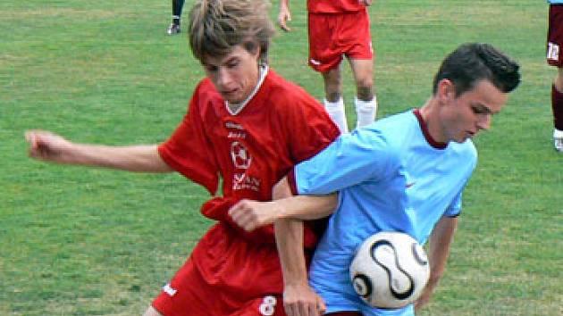 Fotbalisté Kounic zakončili letošní sezónu remízou.