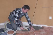 V poděbradském muzeu probíhají finální stavební úpravy.