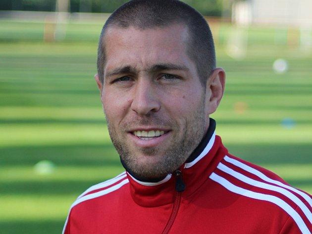 JAN KNOBLOCH prošel ve své kariéře několika kluby, nyní je hrajícím trenérem divizní Litole