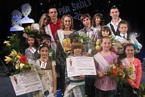 Z vyhlášení výsledků soutěže Pár roku v Sadské