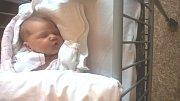 NATÁLIE Erbsováse narodila v pátek 24. listopadu 2017 v 11.02 hodin s mírami 49 cm a 3 600 g. Radují se z ní rodiče Aleš a Klára z Nymburka.