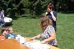 V parku Pod Hradbami v Nymburce se konal počtvrté Den s městskými strážníky nazvaný Hurá na prázdniny.