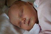 VERONIKA VOSECKÁ se narodila 5. listopadu 2018 v 10.11 hodin s délkou 50 cm a váhou 3 410g. Rodiče Monika a Miloslav z Poděbrad se na holčičku předem těšili. Doma na ní čeká sestra Nikola.