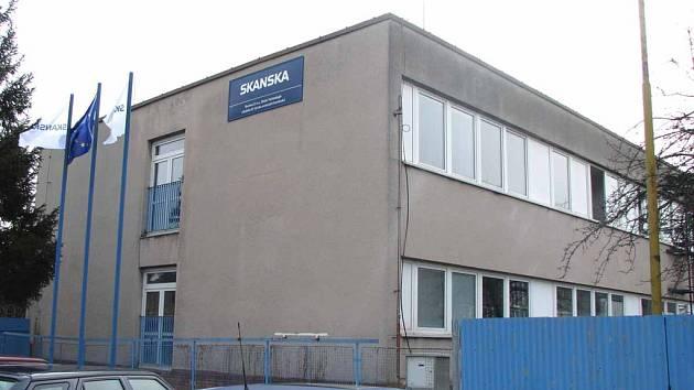 Pohled na firmu Skanska