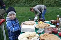 Podzimní Restaurant Day v Nymburce v Parku Pod Hradbami