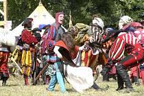 Na slavnostech opět nebude chybět středověká bitva.