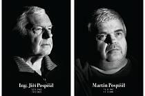 Syn a otec Pospíšilové zemřeli den po sobě na stejnou zákeřnou chorobu.
