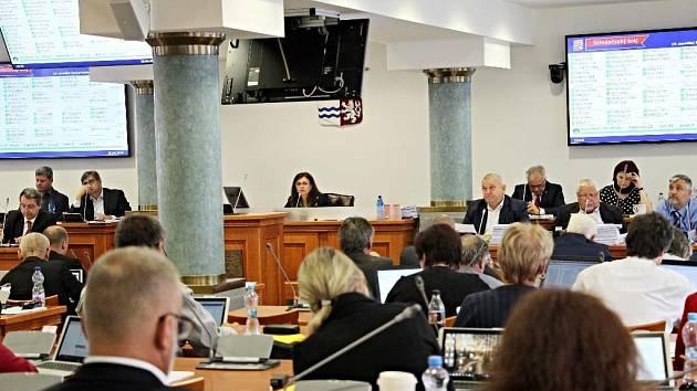 Jednání zastupitelstva Středočeského kraje. Ilustrační foto.