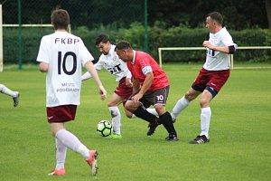 Fotbal - OP: Bohemia Poděbrady B - Opočnice (4:3)