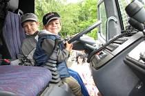 Policisté navštívili školáky v Křinci