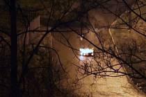 Tradičně k nejrušnějším v rámci republiky se zařadila silvestrovsko-novoroční noc středočeských hasičů.