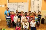 Základní škola Přerov nad Labem, třídní učitelka Alena Kolenská