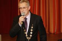 Nový starosta Milovic Milan Pour (ANO 2011).