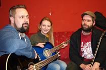 Skupina Akustici ve Mlejně